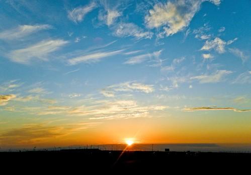 sunset sky sun sol yellow clouds landscape atardecer gold nikon paisaje amarillo cielo soviet nubes coolpix centralasia kazakhstan oro eurasia p80 explored казахстан казакстан vosplusbellesphotos