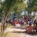 Small photo of Giant BBQ at Ile d'Ambre