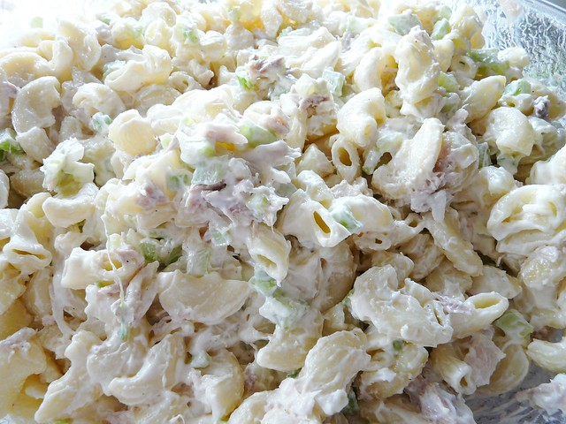 TUNA MACARONI SALAD | Flickr - Photo Sharing!