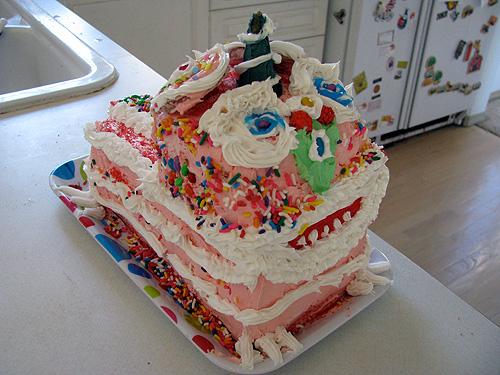 food lion birthday cake