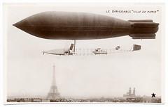 Lighter Than Air: The 'Ville de Paris' (1906)