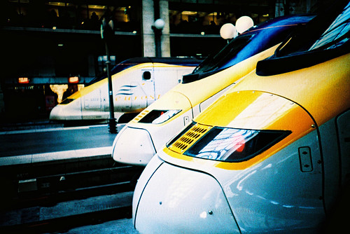Eurostar, photo de Simmer_jimmer sur Flickr