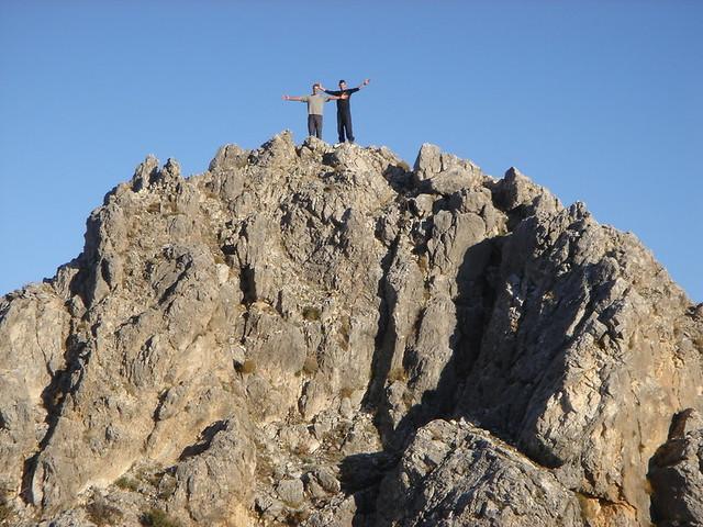 Alayos de Dilar Ridge