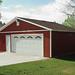 Premier PRO Ranch Garage (30x30)