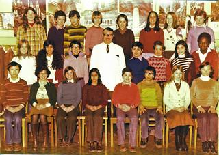 English school Vienna 1976
