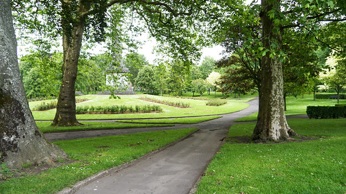 The People's Park, in Pery Square, is the principal park in Limerick City by infomatique