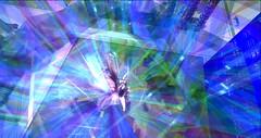 sunlight(0.0), psychedelic art(0.0), kaleidoscope(0.0), disco(0.0), circle(0.0), toy(0.0), symmetry(1.0), fractal art(1.0), purple(1.0), light(1.0), blue(1.0),