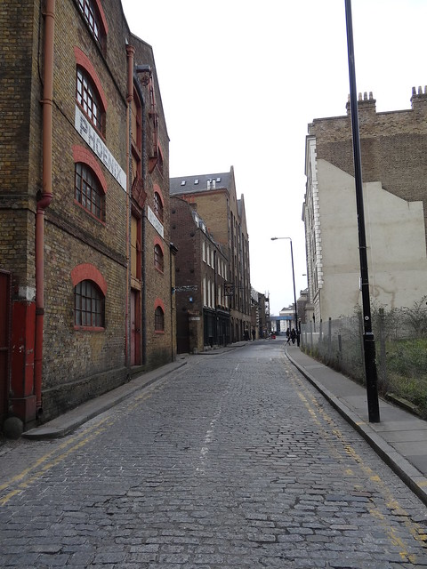 Wapping High Street