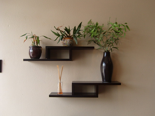 Wall Decor With Plants : Wall decor shelves plants flickr photo sharing