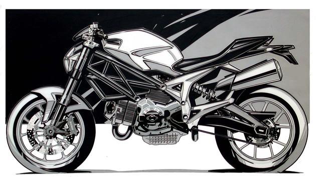 Ducati, Monster 696