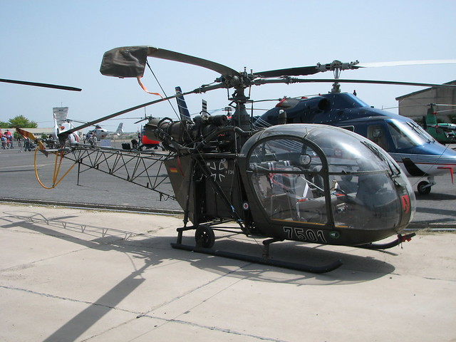 Sud Aviation S.E.3130 Alouette II