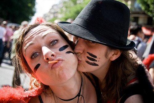Lesbian & Gay Pride (149) - 28Jun08, Paris (France)