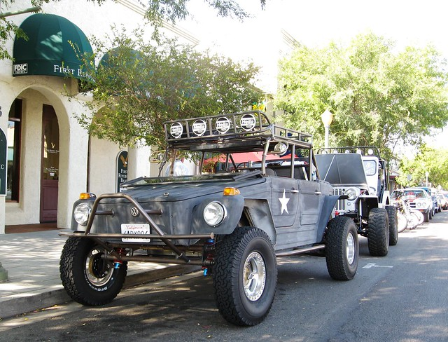 VW Thing - Off Road | Flickr - Photo Sharing!