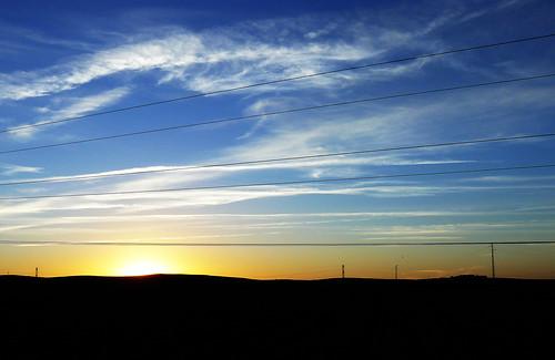sunset sol contraluz de atardecer panasonic cielo nubes cadiz puestadesol silueta puesta fz8 jedula mindscratch