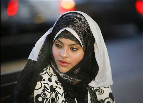 Beautiful Muslim Women in Hijab