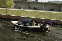 Varen over de Spree