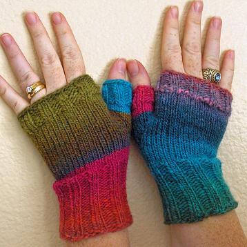 Ravelympics wristers (3)