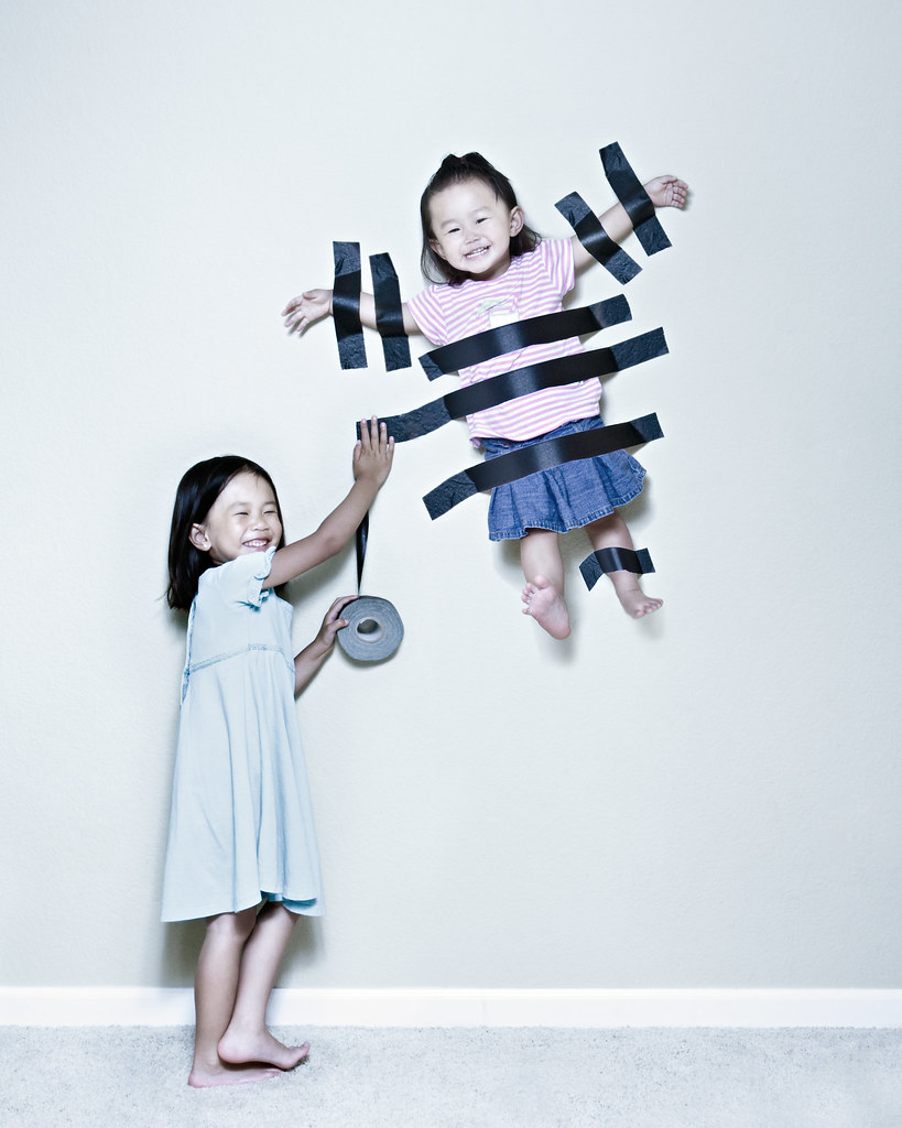 Photographer Dad Takes Super Fun & Creative Photos of His Girls