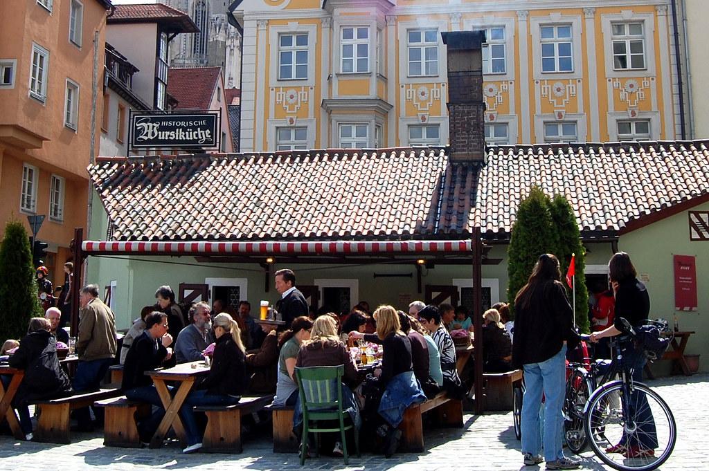 Wurstküche Regensburg