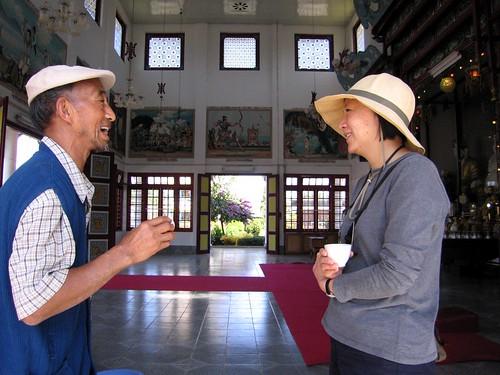 Chinese Temple - Pyin U Lwin, Myanmar