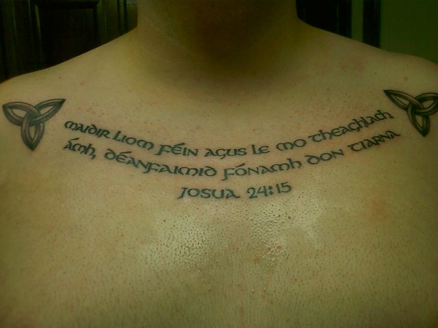 gaelic writing tattoos and meanings Gaelic written alphabet writing in the gaelic irish language first appeared around the time st patrick introduced christianity to ireland in the 5th century.