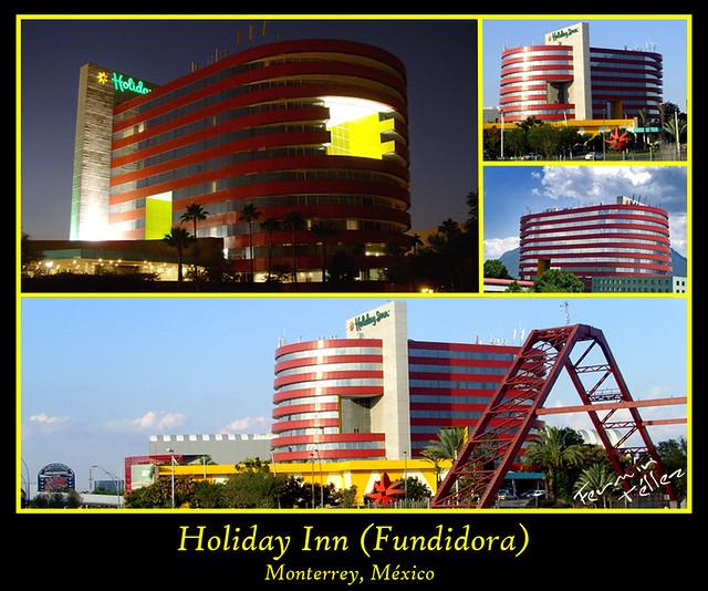 Hotel Holiday Inn Fundidora