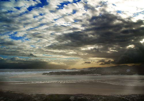 beach clouds southafrica dunes indianocean easterncape bushmansriver theoldport kentononsea