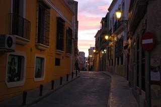 Image of La Alcazaba. españa spain andalucia almeria almedina