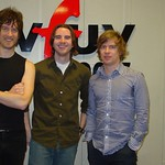 Nada Surf with Russ Borris at WFUV