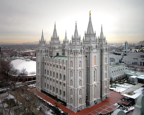 Salt Lake Utah Temple, From JSMB