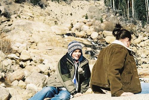 Tyler & Amber 1998