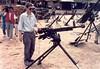 1990 - Contra disarmament, Honduras
