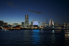 Yokohama Night view #1