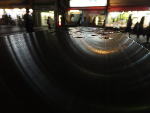 circle after rain