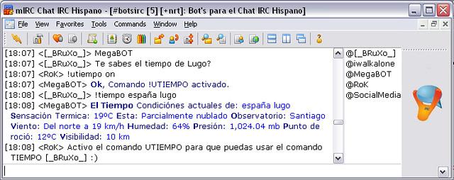 El IRC