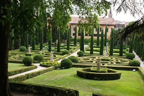 Giardino Giusti, Verona