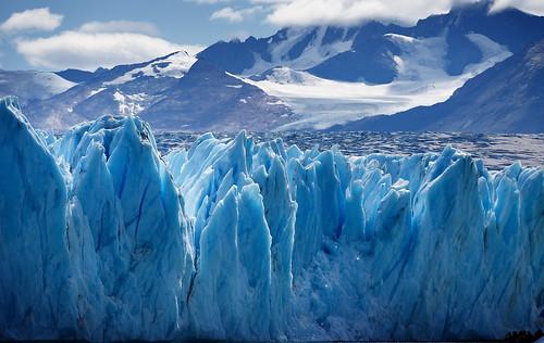 Upsala Glacier up Close
