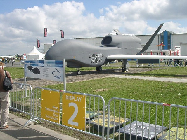 Northrop Grumman RQ-4A Global Hawk