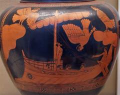 Ulisses i les sirenes, British Museum