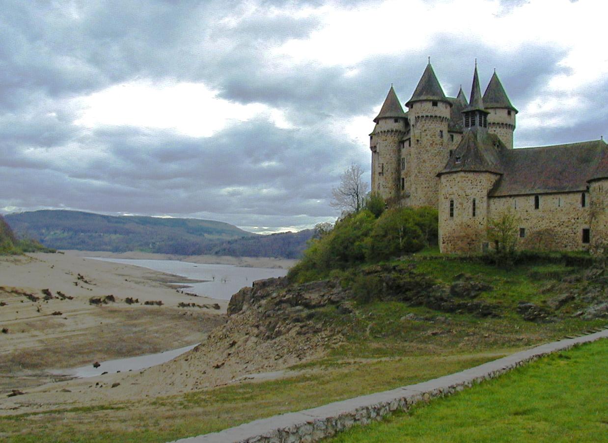 Château d'Auvergne