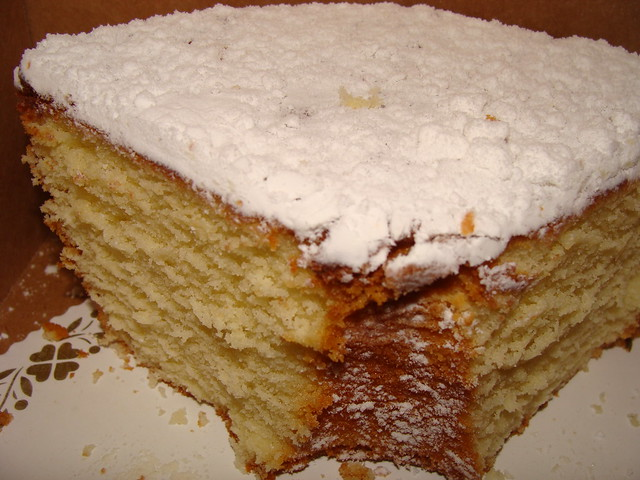 Philly Fluff Cake | yum, from Natales in North NJ. | By: Gone ...