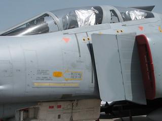 Cockpit: McDonnell F-4 Phantom II