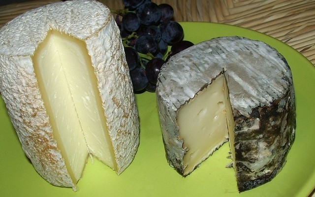 Charolais and Bleu de Chèvre