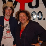 Simple Kid at WFUV with Rita Houston