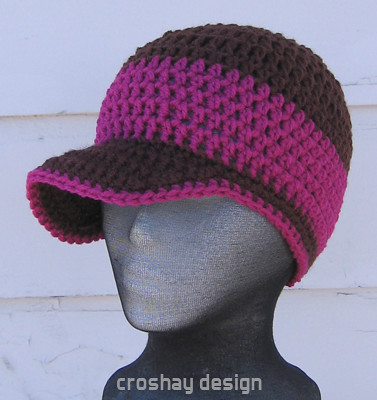 How to Crochet a Rolled Brim | eHow.com