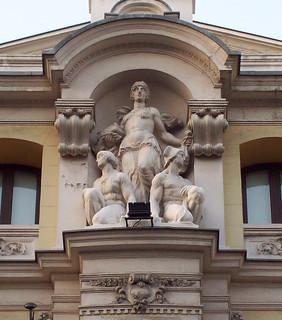 Edificio de Seguros La Estrella (Gran Vía 10, Madrid) 01a