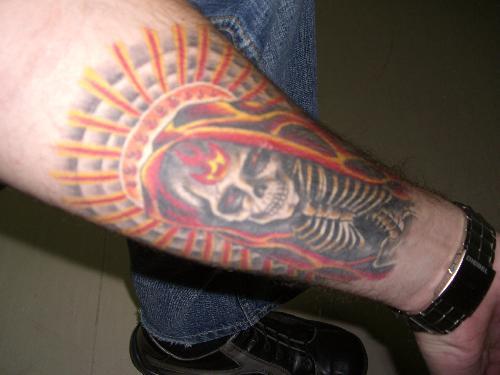 Images Of Legion Movie Tattoos Spacehero