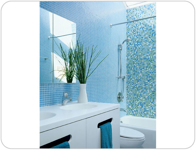 Blue Bathroom Tiles Design Bathroom Tile Designs gt