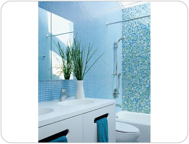 Blue Bathroom Tiles Design Bathroom Tile Designs gt