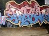 Baltimore Alley Graffiti
